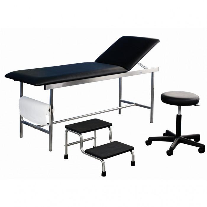 Mobilier du cabinet médical pour examens