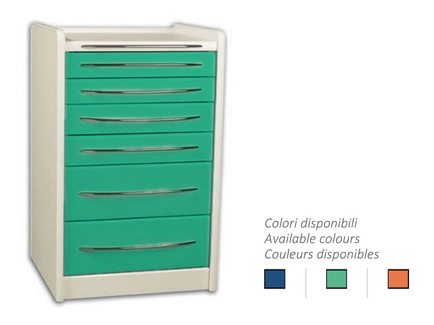 Armoires pour cabinets dentaires